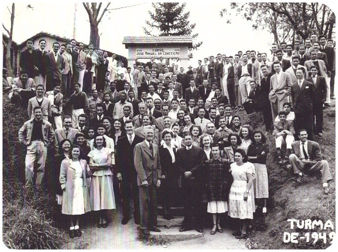 JMC - Turma de 1949